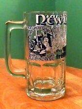 New Orleans Official Training Glass Beer Mug 1 Quart