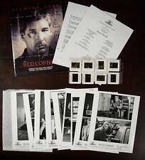 """Red Corner"" (1997) press kit - photos, slides, info - Richard Gere"
