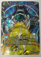Dr. Uiro, Destruction Beam - Dragon Ball Super CCG NM/M BT8-039 SR