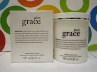 PHILOSOPHY ~ PURE GRACE WHIPPED BODY CREME ~ 16 OZ BOXED