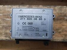 A2118200885 MERCEDES BLUETOOTH CONTROL MODULE C CLASS W203 E CLASS W211
