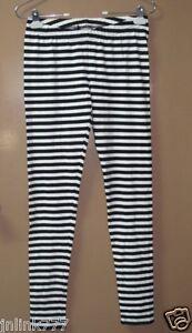 458:New Lindex Ladies Yoga Gym Pants/Leggings-S:26-Stripe