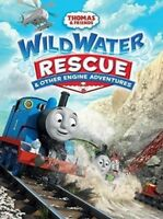 Thomas And Friends: Wild Water Rescue And Other Engine Adventures [New DVD] Sn