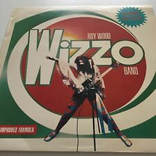 Roy Wood : Super Active, Wizzo Band