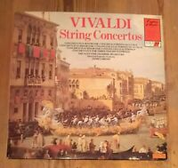Vivaldi ‎String Concertos ‎The Scottish Chamber Orchestra Vinyl LP Album 33rpm