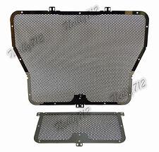 Negro Protección rejilla radiador Refrigerador aceite para BMW HP4 S1000R/RR/XR