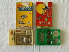Trix Metallbaukasten  Set 8943, 1B, und Set 8950,11, in OVP