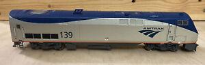 Amtrak P42 Locomotive - Athearn - AMTK #139 - HO Scale