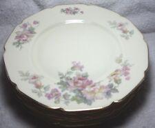 Vintage Heinrich H & C Selb Bavaria, Dinner Plate, Gold edges, Great Condition