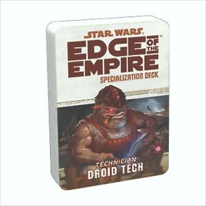 Star Wars Edge of the Empire – Droid Tech Specialization Deck