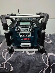 Bosch radio gml 20 Baustellenradio