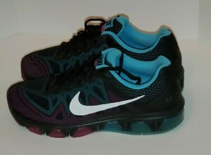 Nike Air Max Tailwind 7 Black/Clearwater Womens Size 9.5 #683635 004