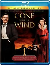 GONE WITH THE WIND New Blu-ray 70th Anniversary Ed
