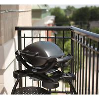 Barbecue Elettrico Weber Q 2400 Grigio Scuro Stand Electric Grill 55020853