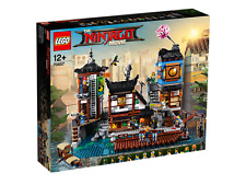 LEGO® THE LEGO® NINJAGO® MOVIE™ 70657 City Hafen NEU OVP_ City Docks NEW MISB
