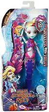 Monster High Great Scarrier Reef Glowsome Ghoulfish Lagoona Blue Doll - NEW!