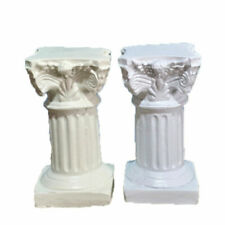 3 pcs Decorative Resin Roman Column Accessories Sand Toys for Fish Tank Aquarium