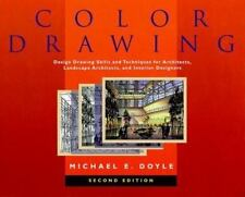 Color Drawing: Design Drawing Skills and Techniques for Architects, Landscape A