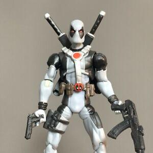 """3.75"""" Rare MARVEL LEGENDS DEADPOOL UNCANNY X-Force Deadpool Action Figure Toy"""