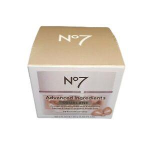 no7 advanced ingredients squalane 30 facial capsules 30 x 0.3ml 30 x 0.01 fl oz