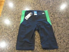 Adidas Se Jammer Mens 34 Infinitex Swim Suit Competitive Boxer Trunks Shorts NWT