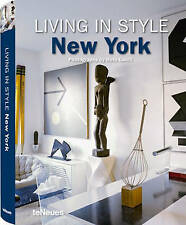 Living in Style New York by teNeues Publishing UK Ltd (Paperback, 2010)
