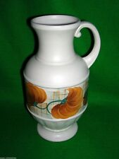 Radford E. Large Vase Jug Autumn Colours Stamp 1192 Handpainted Vintage