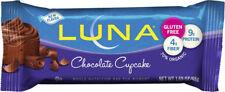 Clif Bar Luna Bar: Chocolate Cupcake, Box of 15