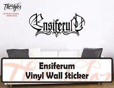 Ensiferum Rock Band Custom Vinyl Wall Sticker