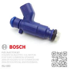 BOSCH FUEL INJECTOR V6 ALLOYTEC 3.6L [2006-09 HOLDEN VE COMMODORE/UTE/CALAIS]
