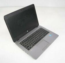 """HP EliteBook 840 G2 14"""" Intel i5-5200U 8GB DDR3 Fair No COA Battery HDD"""