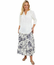 Joe Browns Cotton Hippy, Boho Casual Skirts for Women