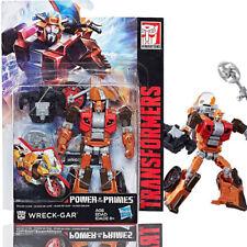 (ES) Transformers Hasbro Power of the Primes POTP Deluxe Wreck-Gar NEW