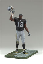 McFarlane Sportspicks NFL 13 RANDY MOSS action figure-Oakland Raiders-NIB