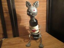 Cat Artistic Metal Wine Bottle Holder