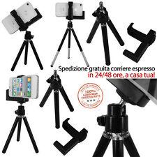 Treppiede cavalletto universale iPhone 4 4S 5 5C 5S SE, Smartphone e fotocamere