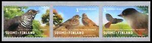 FINLAND Sc. 1184 1 lk Birds 2003 MNH coil strip of 3