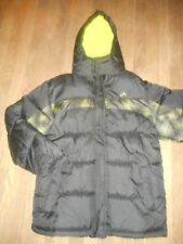 VERTICLE '9 BOYS HOODED PUFFER JACKET COAT SIZE L 14-16 EXCELLENT