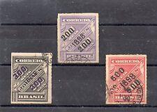 Brasil Valores del año 1898 (CP-853)