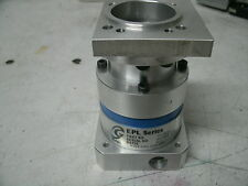 GAM EPL SERIES GEARBOX EPL-H-064-004H-[070-A04] PART # 701372 RATIO 4:1 USED