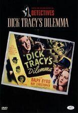 DVD DICK TRACY'S DILEMMA  RALPH BYRD  USA 1947