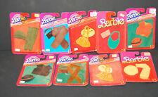 Vintage Barbie Lot 9 1983/84 Fashion Extras NRFP