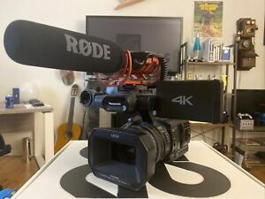 Caméra 4K Pro / Panasonic Hc-x1000