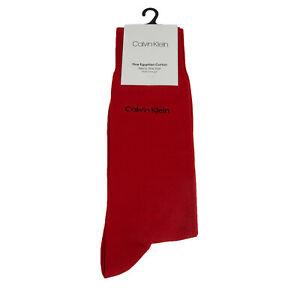 Calvin Klein Men's Fine Egyptian Cotton Dress Socks NEW