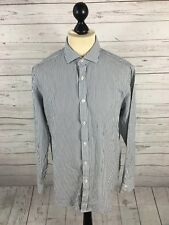 JAEGER Tailored Shirt - 16.5 - Striped - Great Condition - Men's