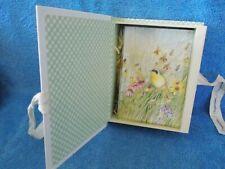 New Hallmark Marjolein Bastin Bird 15 Note Cards Envelopes Box Set
