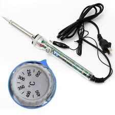 220V 60W Adjustable Heat Gun Welding Electric Temperature Soldering Iron Tool