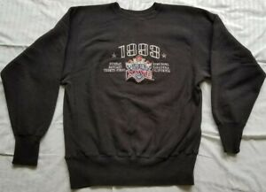 1993 Super Bowl XXVII Rose Bowl Pasadena California Sweatshirt - Dallas Cowboys