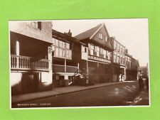 Watergate Street Chester RP pc unused Walter Scott Ref D934