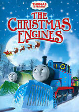THOMAS THE TANK ENGINE & FRIENDS THE CHRISTMAS ENGINES New Sealed DVD